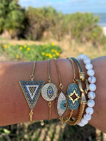 Bracelets from the styled collection 40% off sale 9/19/21 - 9/21/21 during the LTKSALE! Happy shopping!       #LTKswim #LTKunder50 #LTKSale