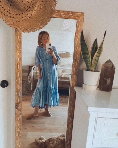 Most comfy, flowing dress! http://liketk.it/3eEB6 #liketkit @liketoknow.it #LTKstyletip #LTKfamily @liketoknow.it.home @liketoknow.it.family