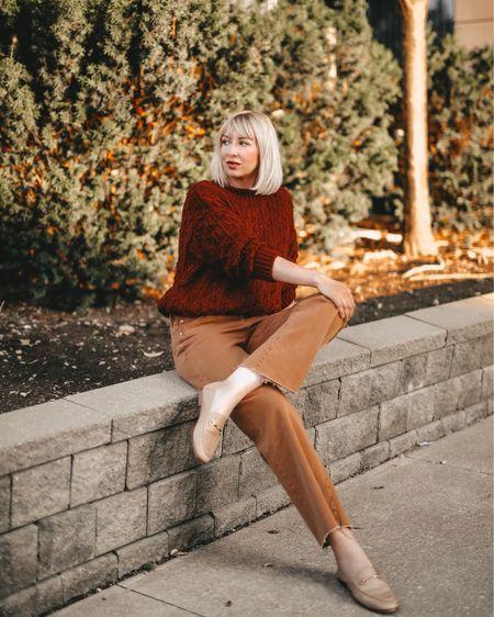 Beige jeans & neutral colors fall outfit http://liketk.it/2Fp90 #liketkit @liketoknow.it #LTKstyletip #LTKunder100