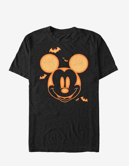 ✨🚨Disney Halloween Mickey Mouse Tee- Under $25🚨✨ | Halloween | Disney | Disney Halloween | Walt Disney World | Disneyland | Disney Halloween Party | Halloween Tee | Graphic Print Tee | Under $50 | Under $100 |   #LTKstyletip #LTKunder50 #LTKfamily