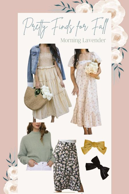 Fall finds, fall outfit ideas, fall outfits, girly fall outfits  #LTKunder100 #LTKunder50 #LTKstyletip