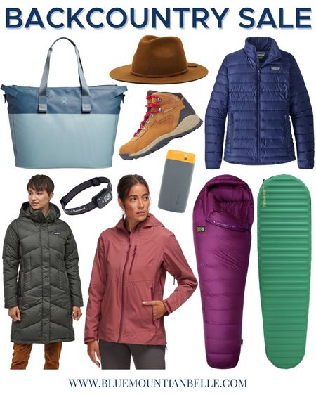 Camping and hiking greaGear for your outdoor adventure Patagonia jackets hiking boots hiking shoes cooler totes sleeping bags sleeping pads tents http://liketk.it/3fOhr #liketkit @liketoknow.it   #LTKtravel #LTKsalealert #LTKfamily