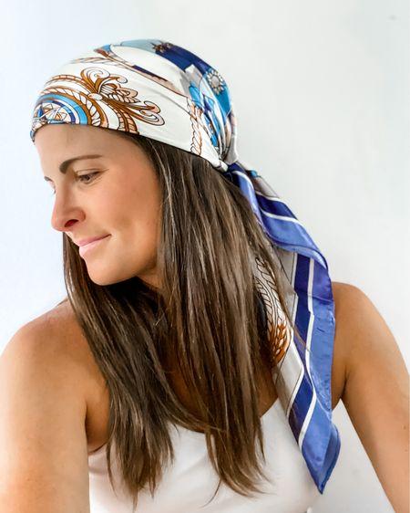 Head scarves for the pool/beach ☀️💧 http://liketk.it/3hGnY #liketkit @liketoknow.it #LTKswim