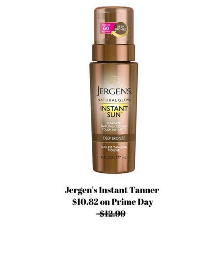My favorite self tanner  On sale for $10.82.    http://liketk.it/3i9u8 #liketkit @liketoknow.it #LTKsalealert #LTKstyletip #LTKbeauty