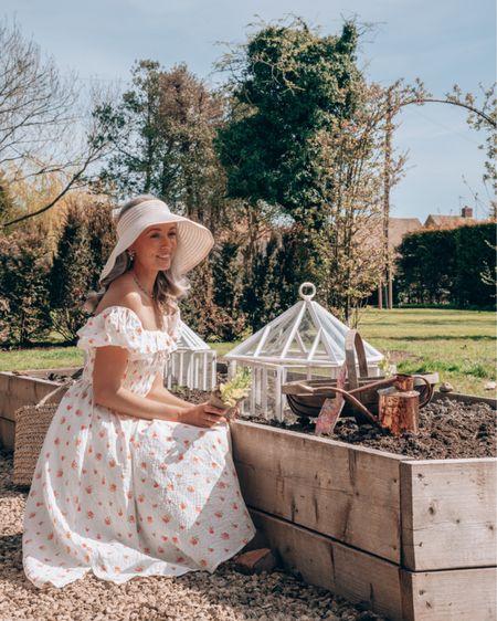 Gardening in Pretty Dresses http://liketk.it/3ecH2 #liketkit @liketoknow.it #LTKunder100