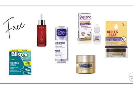 My go-to drugstore products - Face http://liketk.it/374fR #liketkit @liketoknow.it