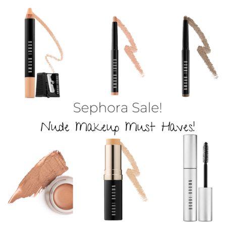 Sephora sale picks! ✨💋 Nude makeup must haves from the sale http://liketk.it/2NmKV #liketkit @liketoknow.it #StayHomeWithLTK #LTKsalealert #LTKbeauty