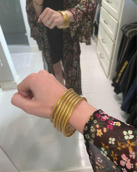 http://liketk.it/3idtk #liketkit @liketoknow.it amazon prime day bracelets on sale, dupe all weather bracelets #LTKunder50 #LTKsalealert #LTKstyletip
