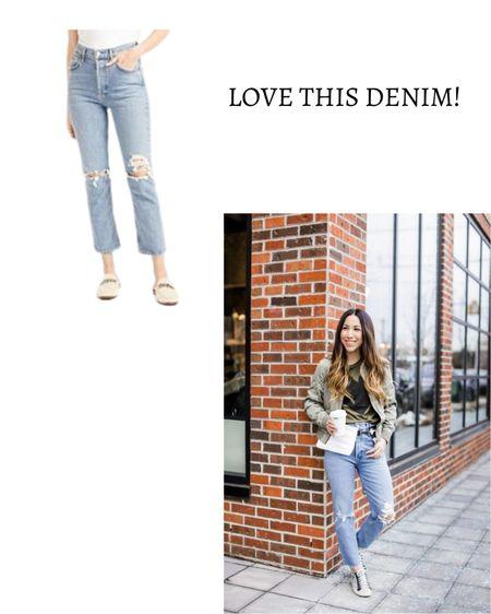 Evereve, agolde, jeans, denim