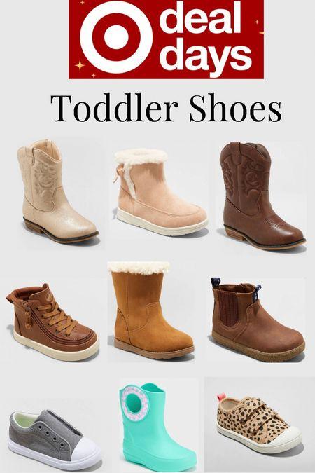 Target deal days - 20% off toddler shoes. My top picks for boys & girls.   #LTKkids #LTKsalealert #LTKshoecrush