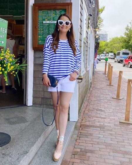 Summer outfit, travel outfit http://liketk.it/3jNd0 #liketkit @liketoknow.it #LTKtravel #LTKunder100 #LTKstyletip