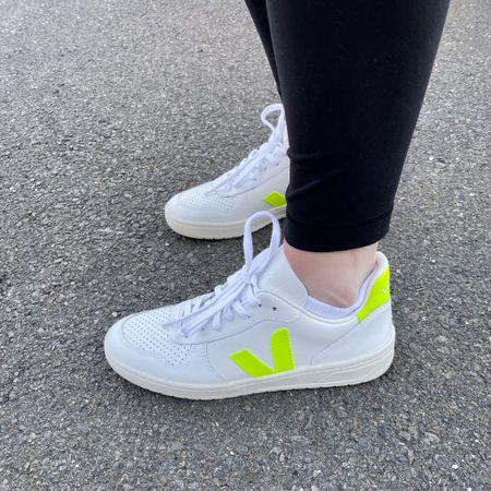 Veja sneakers! Whole sizes only, so size up to your nearest whole size. http://liketk.it/32Dxb #liketkit @liketoknow.it #LTKshoecrush #LTKstyletip #LTKgiftspo