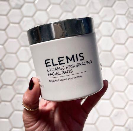 Code Sister20 for 20% OFF. I absolutely LOVE these pads. I use them every single morning, first thing! @elemis #elemispartner    #LTKsalealert #LTKbeauty
