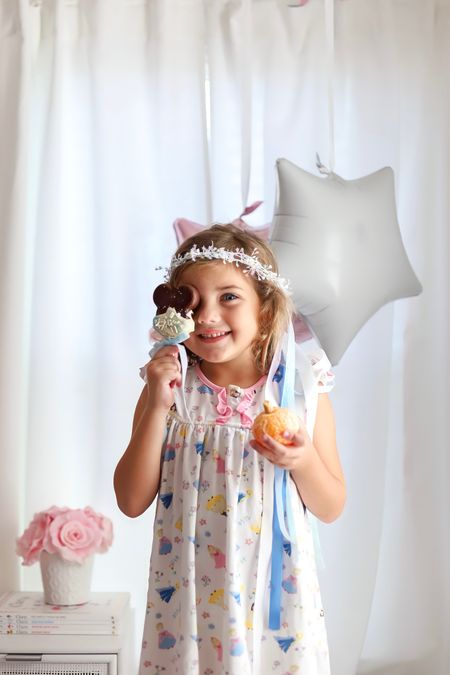 Create Disney magic at home with me, a special crown, healthy snack and an indulgent treat.  Linked all you will need :)   #LTKstyletip #LTKfamily #LTKkids