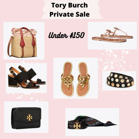 Came across this Tory Burch sale and all items listed are under $150! That is such a great price for these finds! The shoes sizes are very limited but if you find yourself size it's a great price! http://liketk.it/39oaj #liketkit @liketoknow.it #LTKshoecrush #LTKstyletip #LTKsalealert Shop your screenshot of this pic with the LIKEtoKNOW.it shopping app