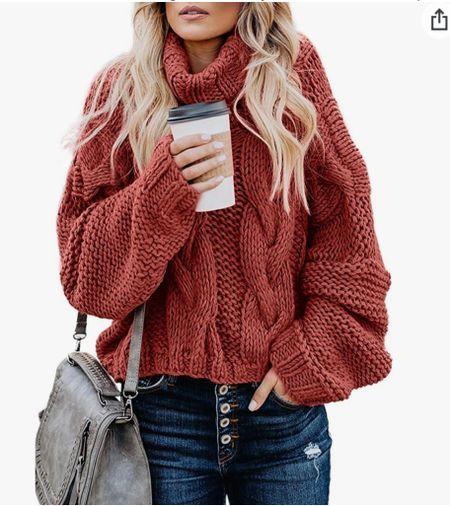 Amazon fashion Amazon finds Sweater    #LTKstyletip #LTKunder50 #LTKsalealert