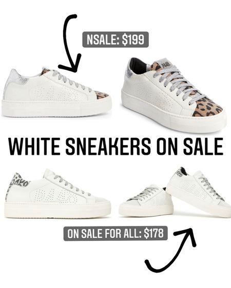 http://liketk.it/3jIaO #liketkit @liketoknow.it  white sneaker sale