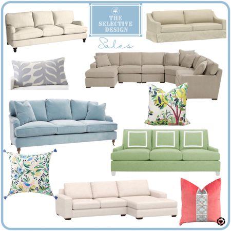 July 4th Sales! Sofas, pillows...  #LTKfamily #LTKsalealert #LTKhome