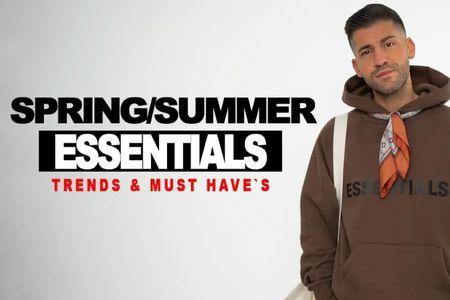 Trends & Must Have's | Spring / Summer Essentials 21 | Kosta Williams  #LTKstyletip #LTKunder100 #LTKeurope