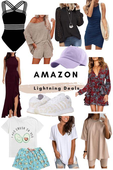 Amazon finds! Amazon lightning deals / amazon dress / daily amazon deals   #LTKunder50 #LTKstyletip #LTKsalealert
