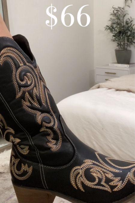 My favorite cowgirl boots!   #LTKcurves #LTKshoecrush #LTKsalealert