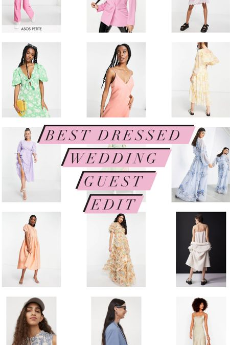 @liketoknow.it #liketkit http://liketk.it/3hYPI wedding guest outfit ideas. Satin dress, pink suit, short suit,