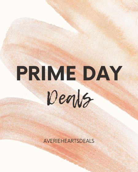 My favorite prime deals! http://liketk.it/3i9Tl #liketkit @liketoknow.it #LTKunder50 #primeday2021