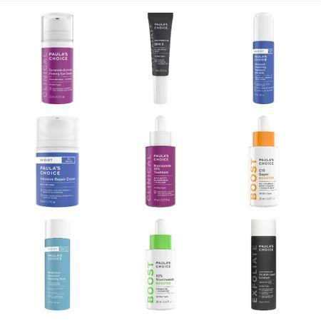 Paula's Choice Skin care products    #LTKbeauty #LTKunder50