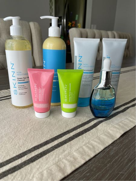 New skincare products from the brand SKINN! And most are currently on sale!   #LTKbeauty #LTKsalealert #LTKunder100