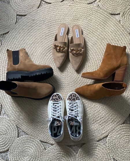My favorite shoes/boots for fall from the #nsale this year! I like to stick up in boots/shoes during this sale to elevate & update my wardrobe every year.  This year did not disappoint    #LTKunder100 #LTKsalealert #LTKstyletip