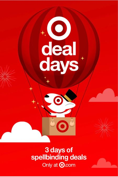 🎯 Target Deal Days are here!! 🎯 Online only, shop some amazing deals here!  Home sale | kitchen | bed and bath | outdoor furniture | prime days    Shop your screenshot of this pic with the LIKEtoKNOW.it shopping app http://liketk.it/3hZee #liketkit @liketoknow.it #LTKunder100 #LTKsalealert #LTKunder50