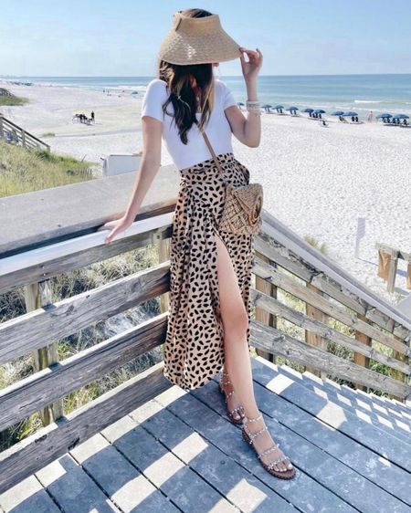 This swim coverup skirt is an amazon fashion find! Wearing it with a regular bodysuit here for strolling out and about.      @liketoknow.it #liketkit http://liketk.it/3kT9V     #LTKswim #LTKshoecrush #LTKunder50   Beach vacation, summer outfit, summer fashion