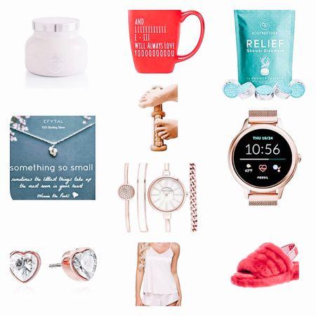 Valentines Gift Ideas For Her #liketkit http://liketk.it/37w3n @liketoknow.it #LTKVDay #LTKSeasonal #StayHomeWithLTK @liketoknow.it.family