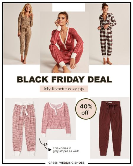 My favorite cozy pjs are on sale at 40% off this weekend!  Holiday Pajamas  Cozy Pjs Gifts for her   http://liketk.it/32oNm #liketkit @liketoknow.it #LTKgiftspo #StayHomeWithLTK #LTKsalealert
