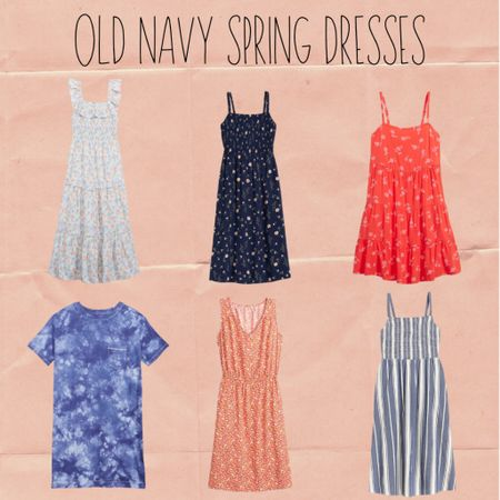 I found the cutest dresses at Old Navy today! All are in my cart 🛒 which is your favorite? http://liketk.it/3bX0W #liketkit @liketoknow.it #LTKSpringSale #LTKunder50 #LTKstyletip Shop your screenshot of this pic with the LIKEtoKNOW.it shopping app 😍😍