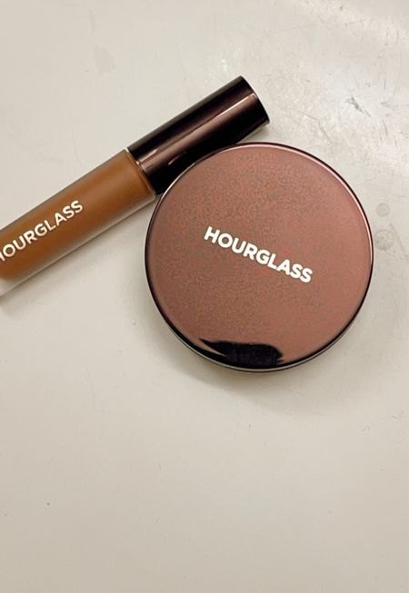 Hourglass setting powder has been on my list to try. Thanks to the Nordstrom sale I got the concealer as well #Nsale  #LTKsalealert #LTKbeauty