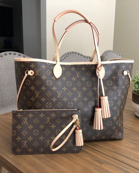Must have accessories for your Louis Vuitton Neverfull! http://liketk.it/2Mc0f #liketkit @liketoknow.it