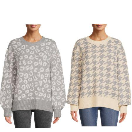 Sweater weather under $20 from Walmart    #LTKstyletip #LTKunder50