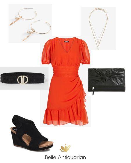 Love this for a wedding or date night outfit!   #LTKstyletip #LTKunder100 #LTKwedding