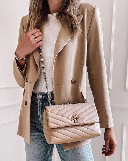 A luxury alternative bag under $500! Contemporary designer bags from shopbop! Tory Burch bag, beige bag http://liketk.it/3kmQL @liketoknow.it #liketkit #LTKstyletip #LTKitbag