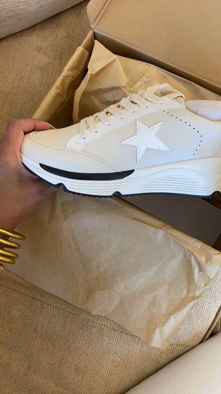 Never enough sneakers.   #LTKunder50 #LTKSeasonal #LTKshoecrush