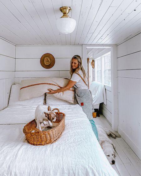 Tiny house master bedroom