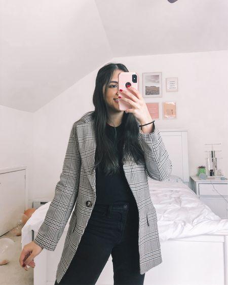 Favorite piece of clothing to dress up and down! Plaid blazer coat 😍 #LTKSpringSale #LTKunder50 #LTKworkwear #liketkit @liketoknow.it http://liketk.it/3b5pZ