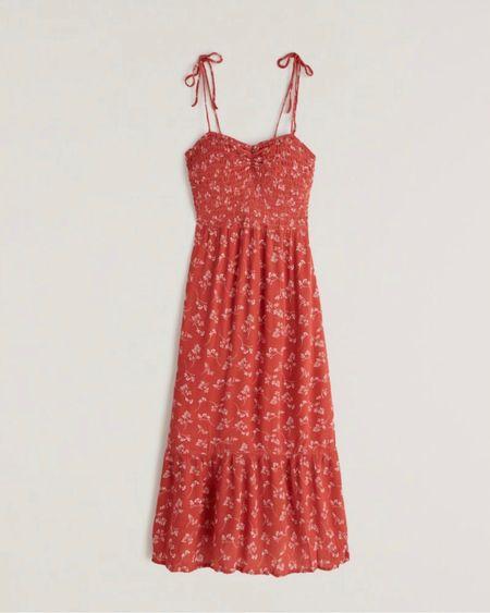 #ltkday summer dress, Abercrombie    #LTKsalealert #LTKstyletip #LTKSeasonal http://liketk.it/3hwYc #liketkit @liketoknow.it #LTKunder100