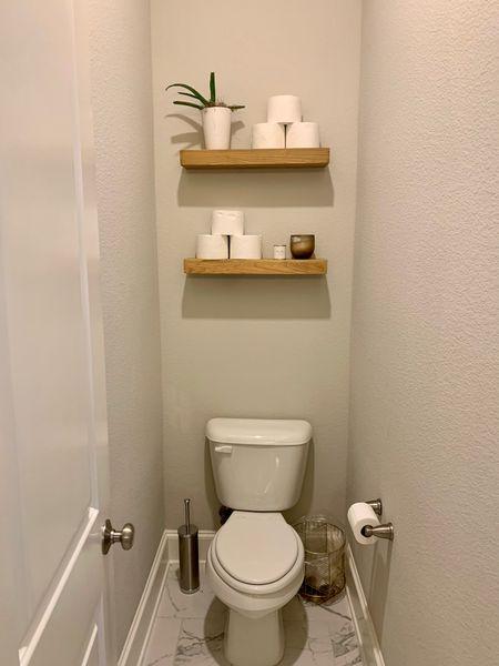 Private bath simplicity!   #LTKunder50 #LTKhome