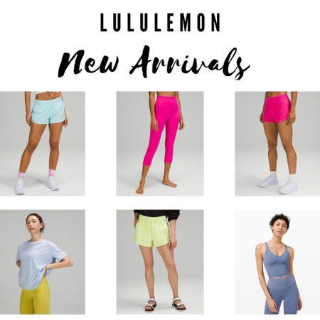 Lululemon New Arrivals, activewear http://liketk.it/3haXa #liketkit @liketoknow.it #LTKunder100 #LTKfit #LTKDay