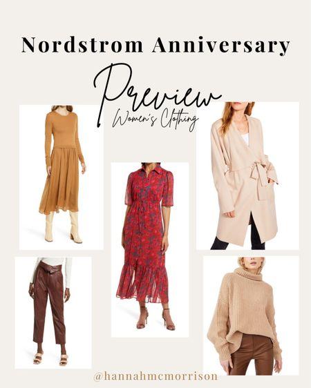 The Nordstrom anniversary sale has begun! Shop my favorite women's wardrobe finds and add to your wish list for when you gain access to the sale!   #LTKsalealert #LTKunder100 #LTKstyletip
