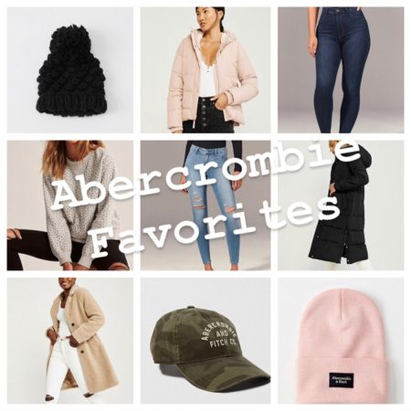 A few of my favorites from Abercrombie! Been shopping there since middle school and the pieces continue to be high quality and on trend. http://liketk.it/2IYZb #liketkit @liketoknow.it #LTKsalealert #LTKunder100 #LTKworkwear #cuteaf
