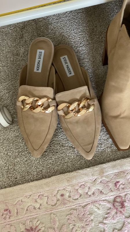 Nordstrom anniversary sale shoe favorites #booties #nsale #stevemadden  #LTKshoecrush #LTKsalealert