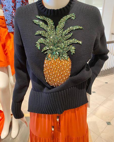 #LTKworkwear #LTKfit #LTKstyletip the Oscar pineapples this season 😍🍍 http://liketk.it/3gkaC #liketkit @liketoknow.it